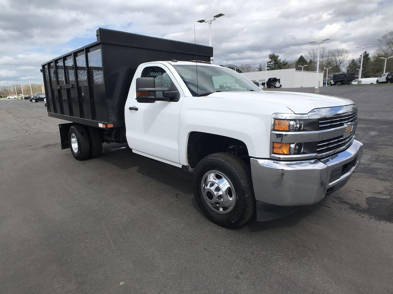 2018 Chevrolet Silverado 3500 Regular Cab DRW 4x2, Landscape Dump #111677 - photo 1