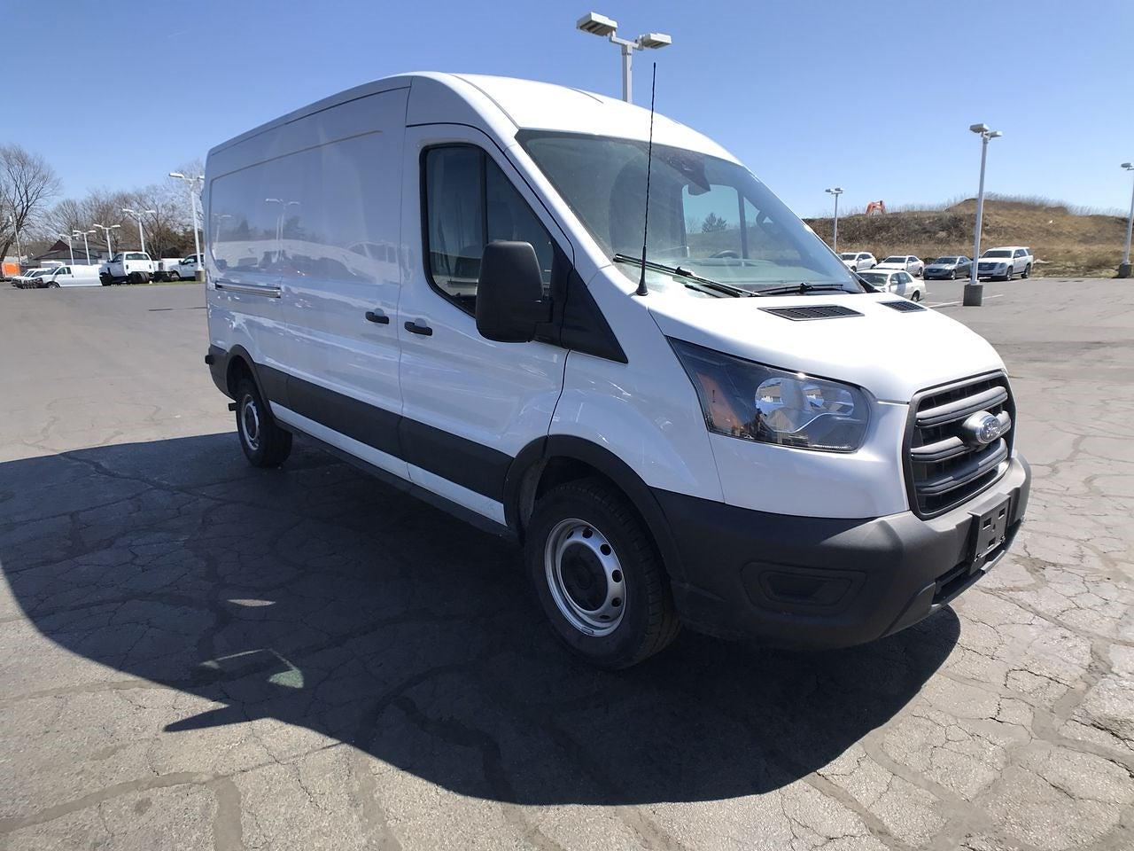 2020 Ford Transit 250 Med Roof 4x2, Empty Cargo Van #111681 - photo 1