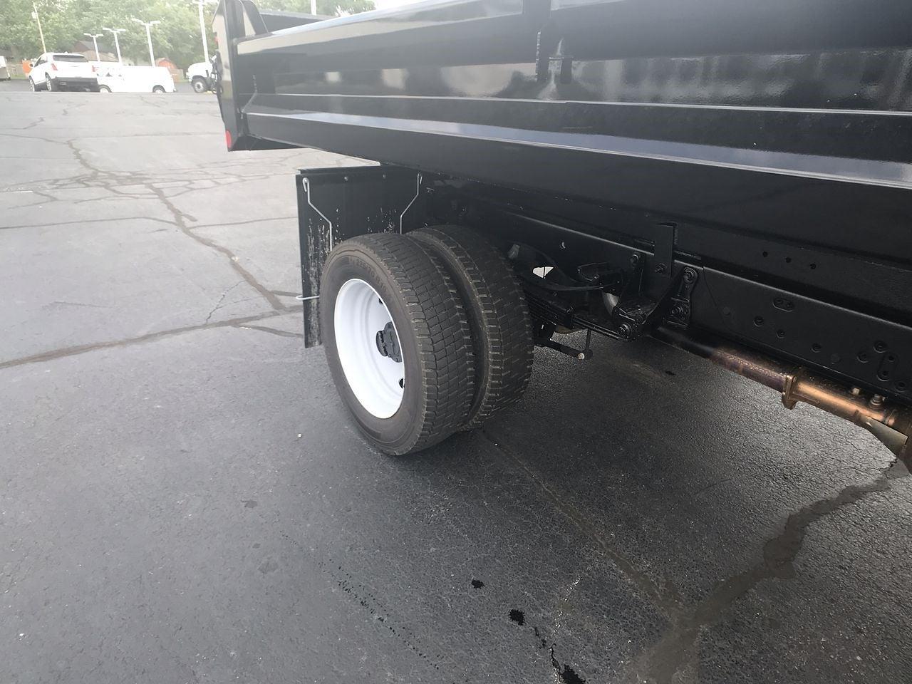 2019 F-550 Regular Cab DRW 4x2,  Dump Body #111687 - photo 5