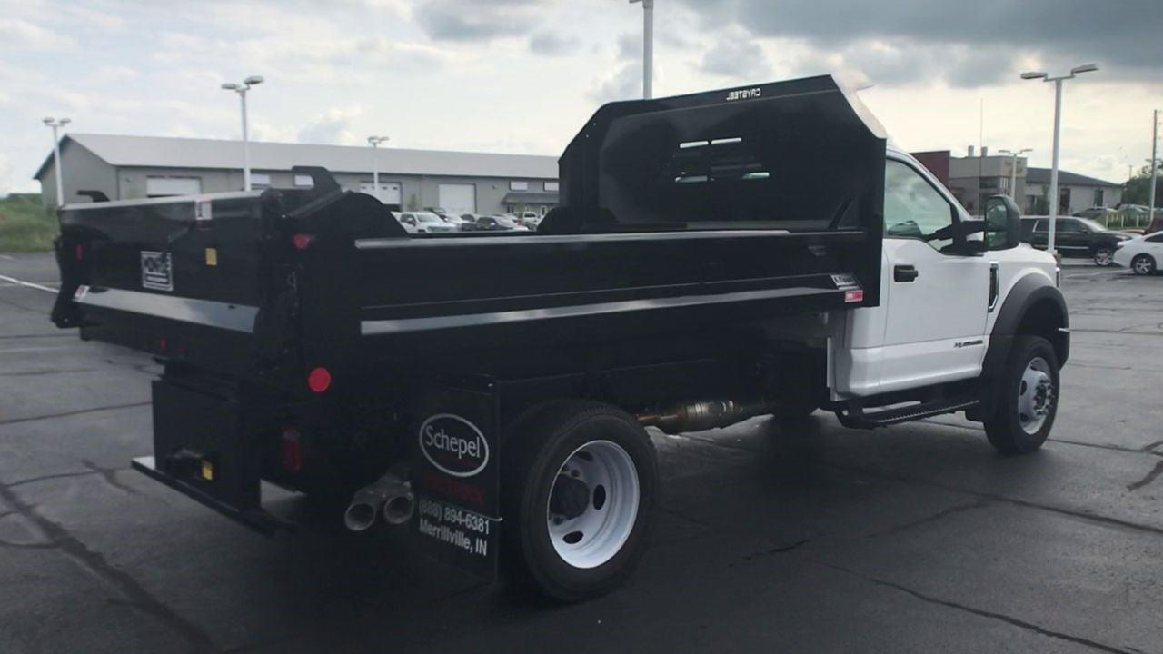 2019 Ford F-550 Regular Cab DRW 4x2, Dump Body #111687 - photo 1