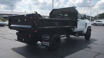2020 Silverado 4500 Regular Cab DRW 4x4, 11' Dump w/ Fold Down Sides #111695 - photo 2