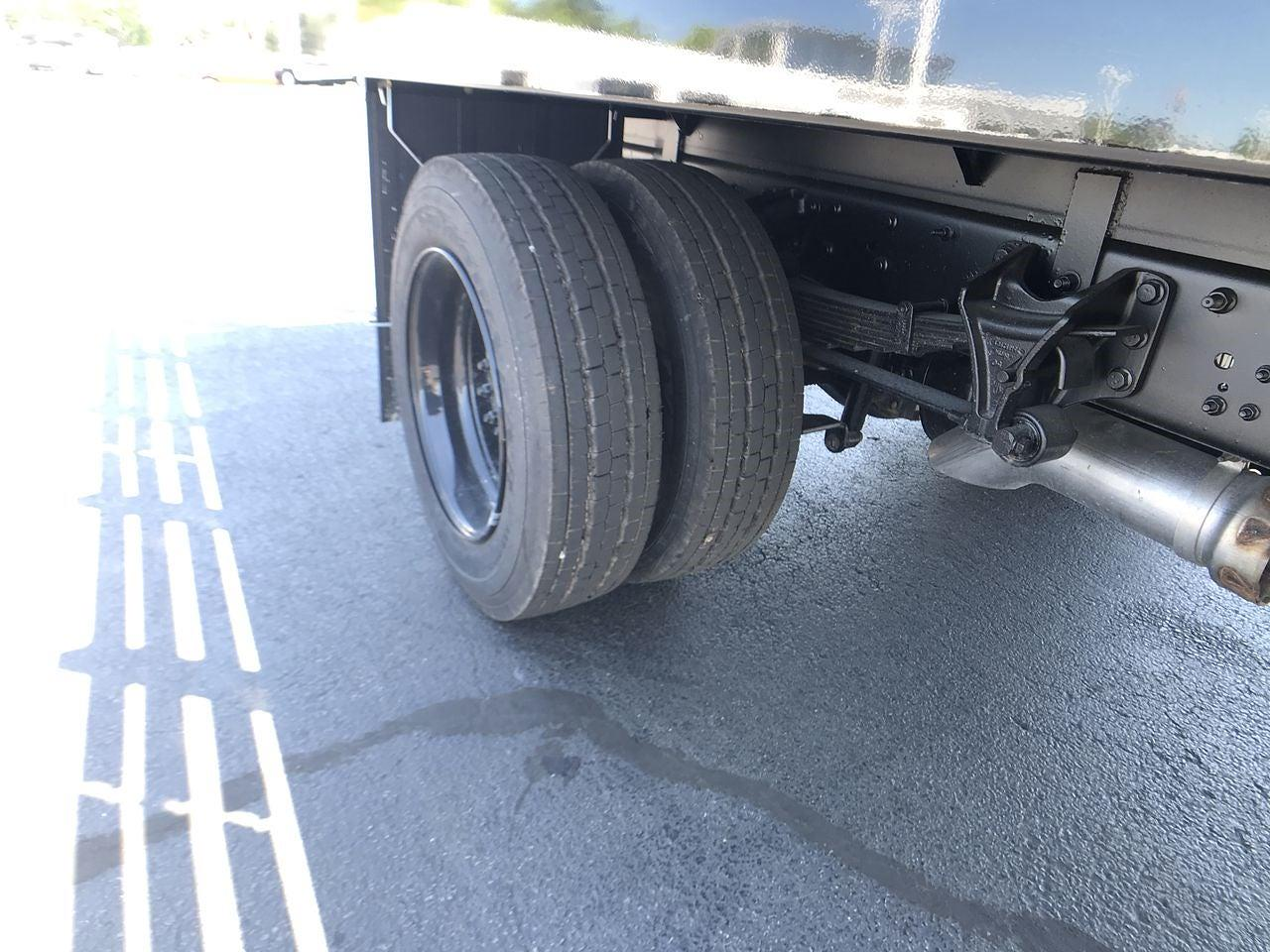 2020 Silverado 5500 Regular Cab DRW 4x2,  Monroe Truck Equipment AL Series Platform Body #111699 - photo 10