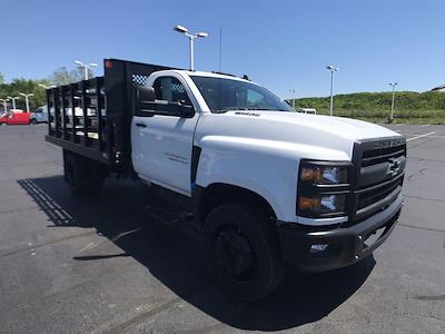 2020 Silverado 5500 Regular Cab DRW 4x2,  Monroe Truck Equipment AL Series Platform Body #111699 - photo 1