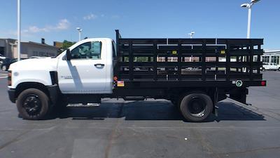 2020 Silverado 5500 Regular Cab DRW 4x2,  Monroe Truck Equipment AL Series Platform Body #111699 - photo 6