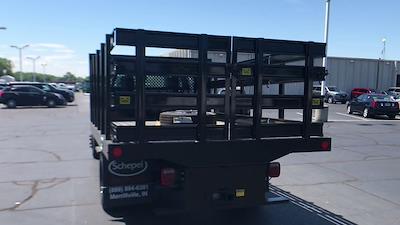 2020 Silverado 5500 Regular Cab DRW 4x2,  Monroe Truck Equipment AL Series Platform Body #111699 - photo 8