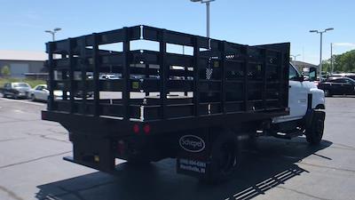 2020 Silverado 5500 Regular Cab DRW 4x2,  Monroe Truck Equipment AL Series Platform Body #111699 - photo 2