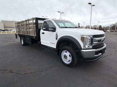 2019 Ford F-550 Regular Cab DRW 4x2, Stake Bed #111702 - photo 1