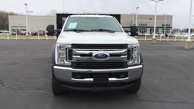2019 Ford F-550 Regular Cab DRW 4x2, Stake Bed #111702 - photo 4