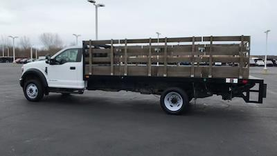2019 Ford F-550 Regular Cab DRW 4x2, Stake Bed #111702 - photo 7