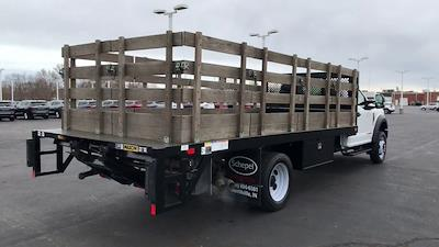 2019 Ford F-550 Regular Cab DRW 4x2, Stake Bed #111702 - photo 2