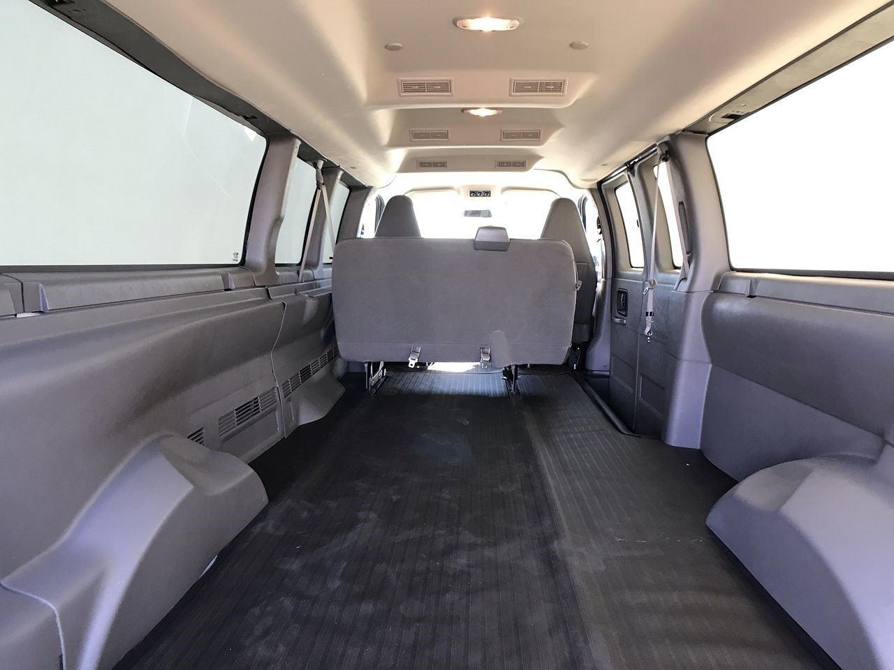 2020 Chevrolet Express 3500 4x2, Empty Cargo Van #111713 - photo 1