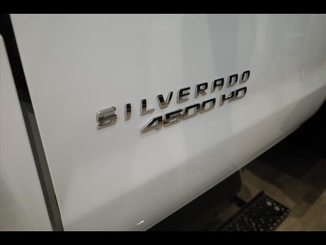 2019 Silverado 4500 Regular Cab DRW 4x2,  Platform Body #111719 - photo 8
