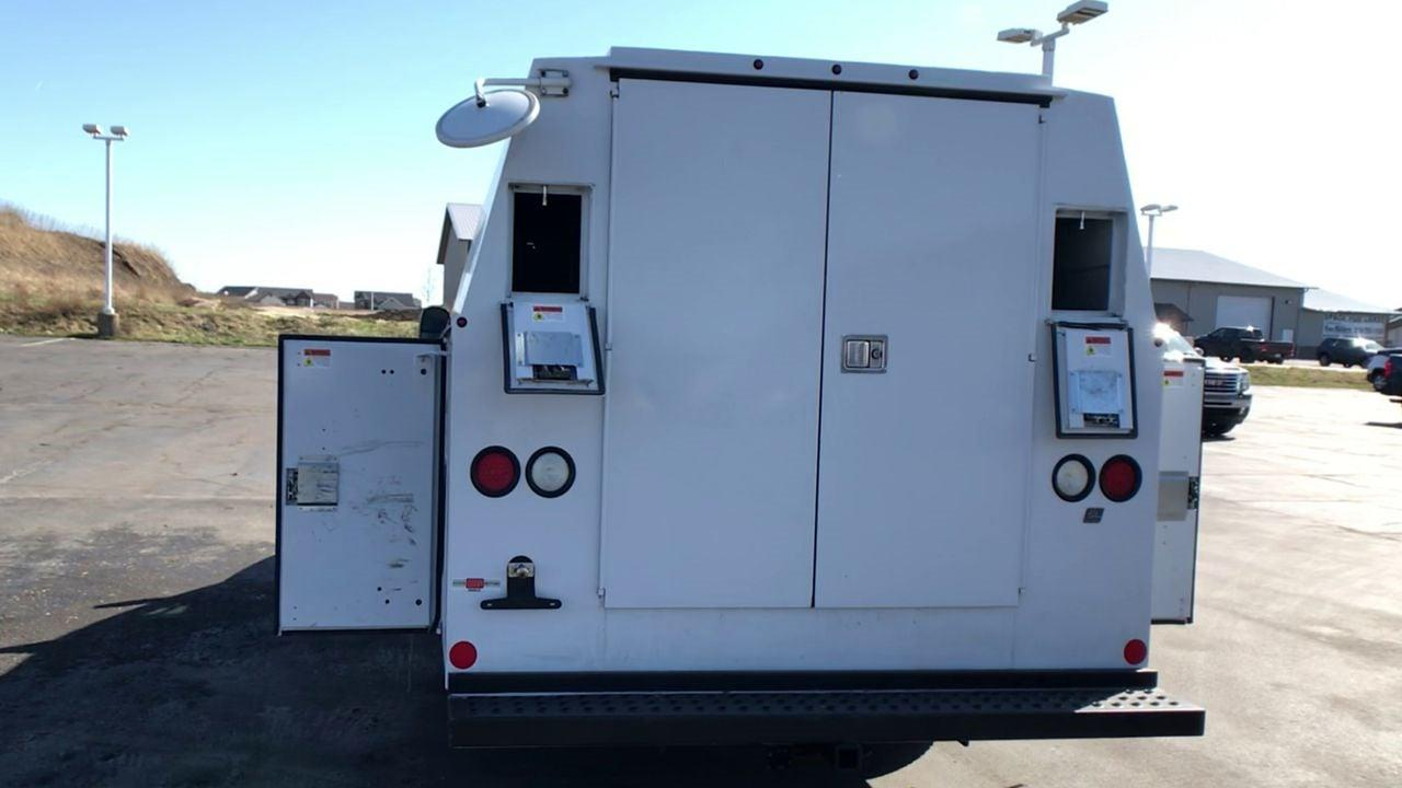 2017 GMC Savana 3500 4x2, Service Utility Van #111725 - photo 8