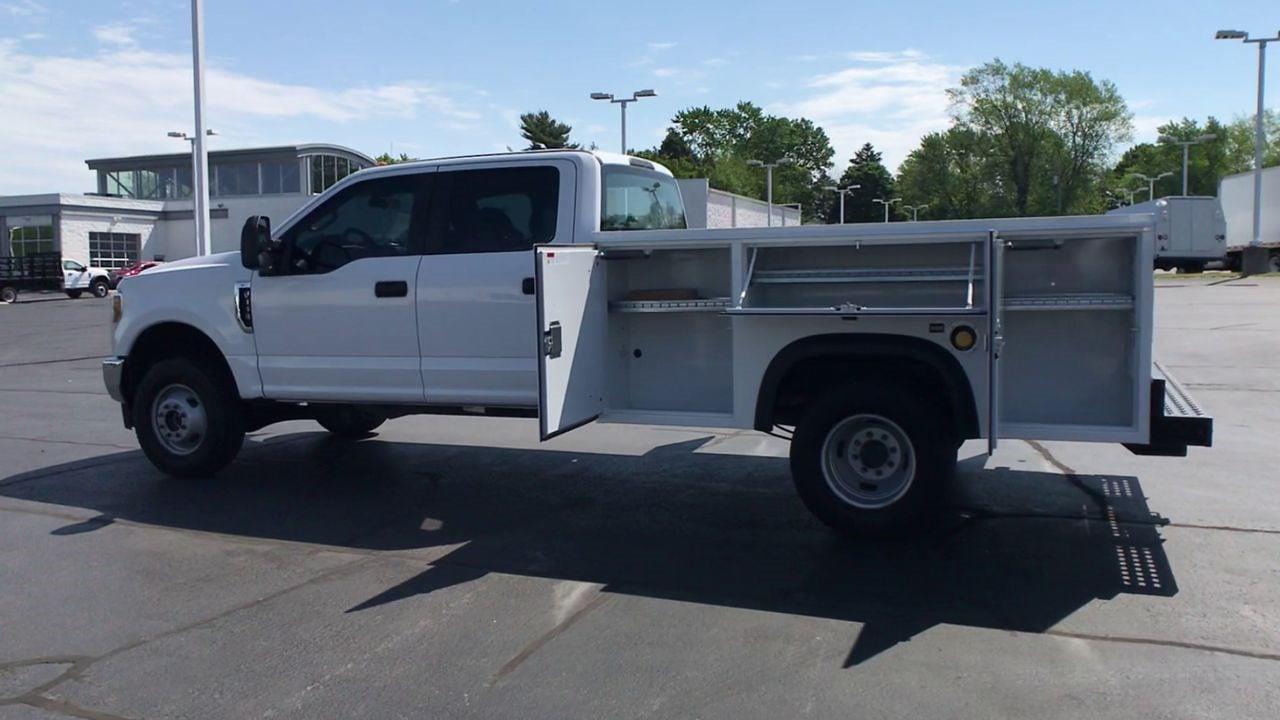 2019 F-350 Crew Cab DRW 4x4,  Monroe Truck Equipment MSS II Service Body #111727 - photo 7
