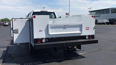 2019 F-350 Crew Cab DRW 4x4,  Monroe Truck Equipment MSS II Service Body #111727 - photo 8