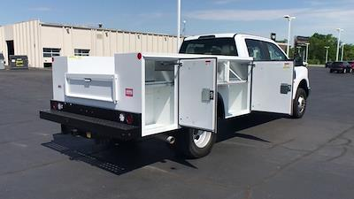 2019 F-350 Crew Cab DRW 4x4,  Monroe Truck Equipment MSS II Service Body #111727 - photo 2