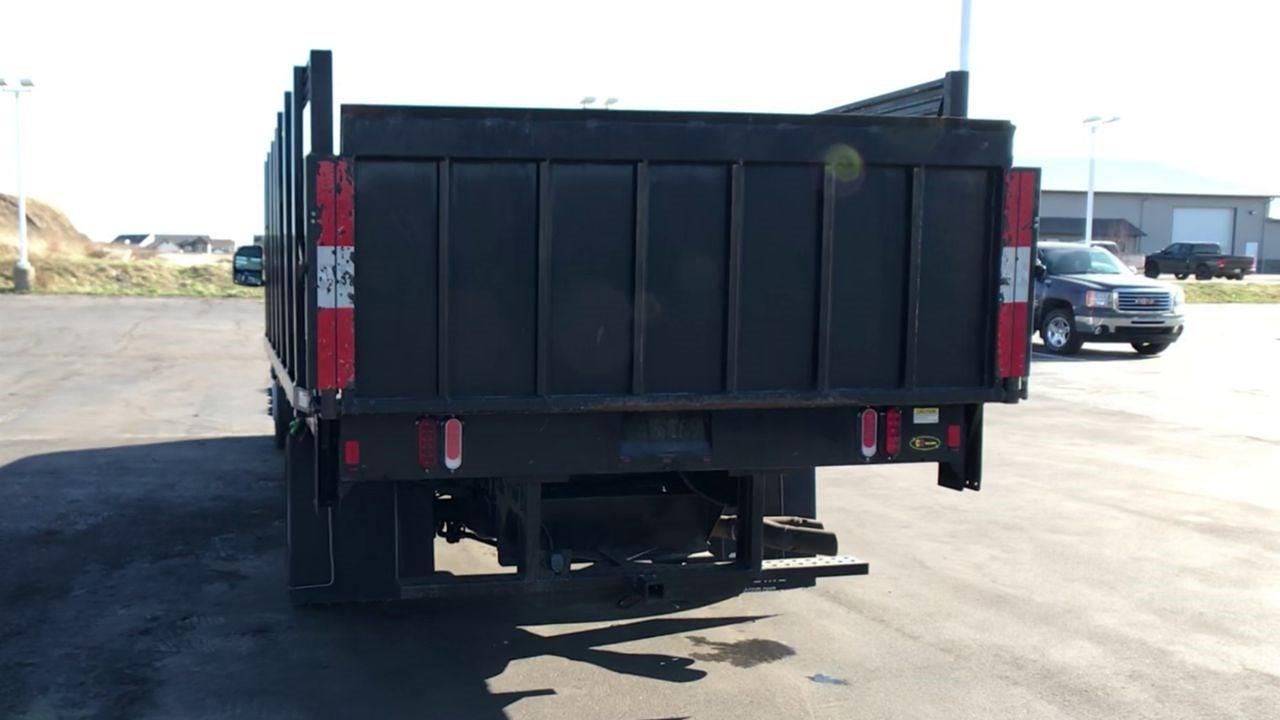 2019 Ford F-450 Regular Cab DRW 4x4, Stake Bed #111742 - photo 8