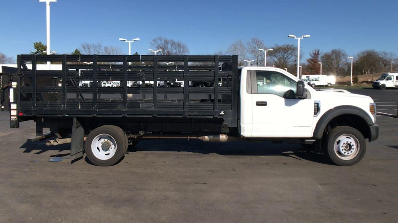 2019 Ford F-450 Regular Cab DRW 4x4, Stake Bed #111742 - photo 9