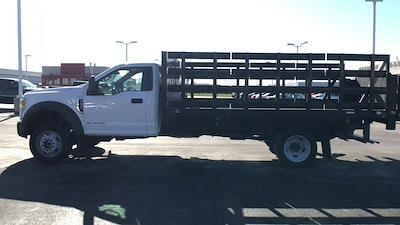 2019 Ford F-450 Regular Cab DRW 4x4, Stake Bed #111742 - photo 6