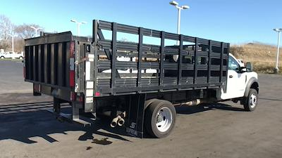 2019 Ford F-450 Regular Cab DRW 4x4, Stake Bed #111742 - photo 2