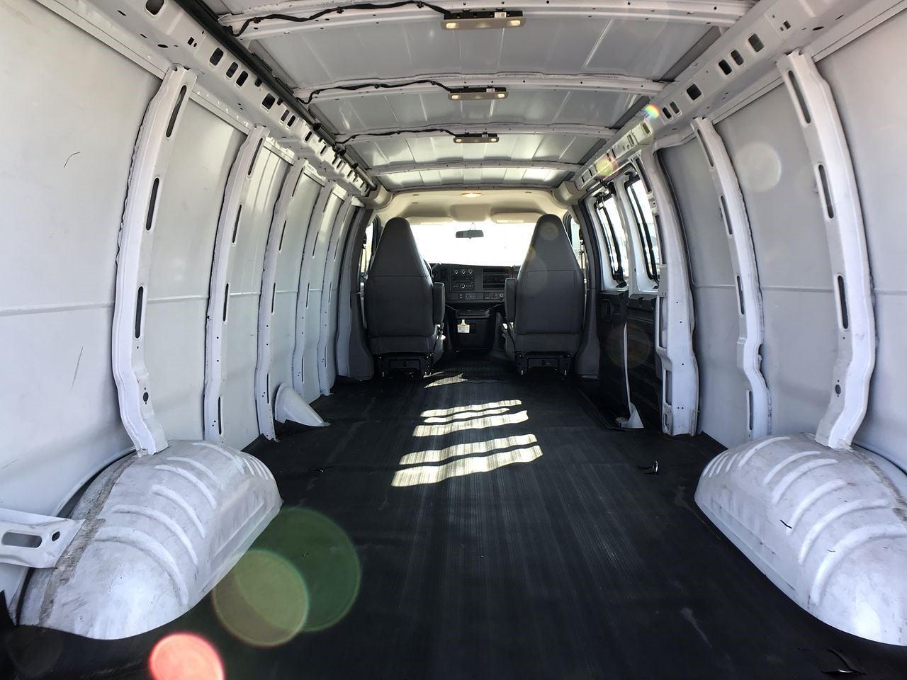 2020 Chevrolet Express 2500 4x2, Empty Cargo Van #111743 - photo 1