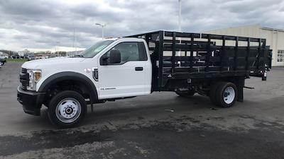 2019 Ford F-450 Regular Cab DRW 4x4, Stake Bed #111746 - photo 5
