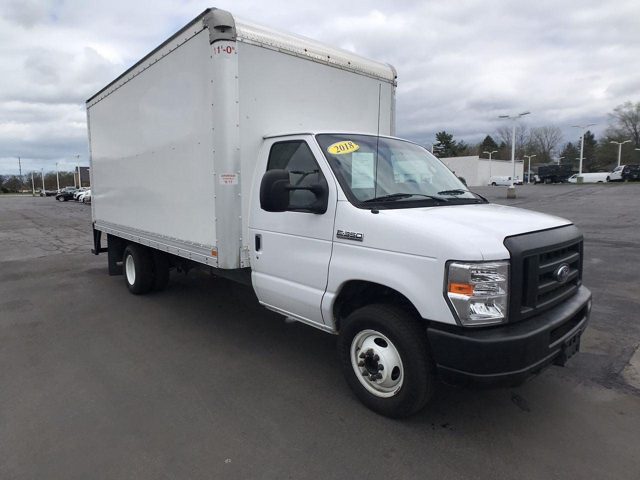 2018 Ford E-350 4x2, Dry Freight #111758 - photo 1