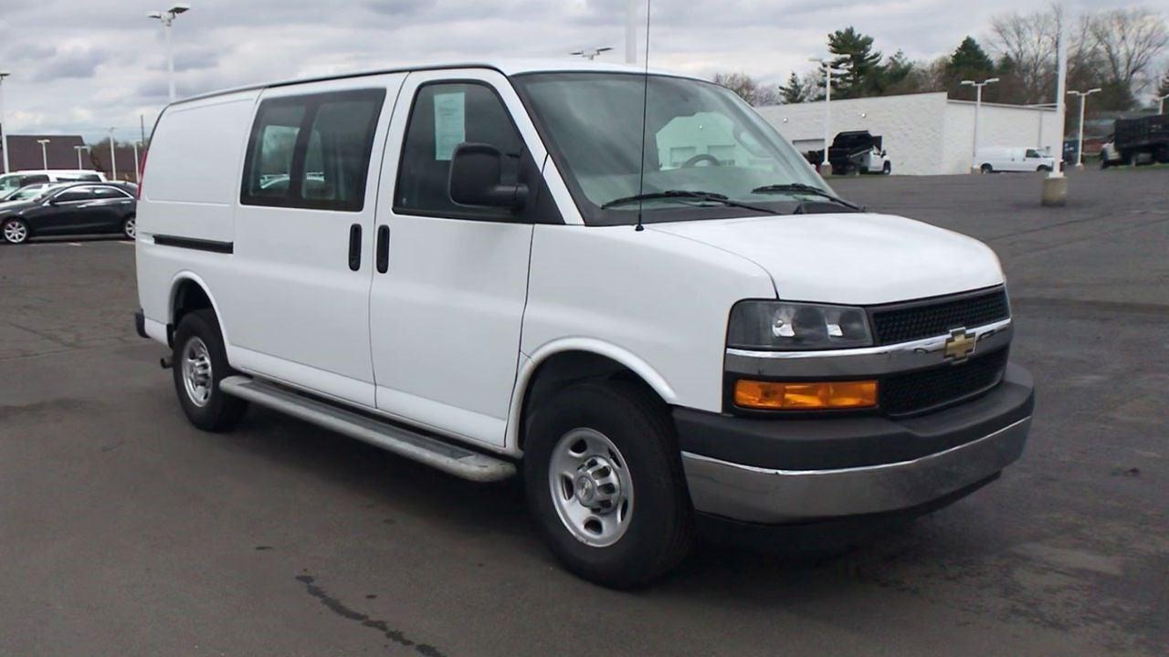 2019 Chevrolet Express 2500 4x2, Empty Cargo Van #111765 - photo 3