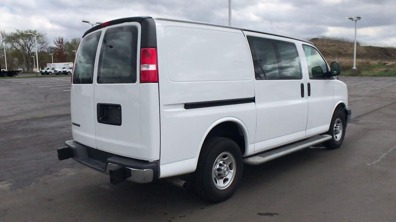 2019 Chevrolet Express 2500 4x2, Empty Cargo Van #111765 - photo 9