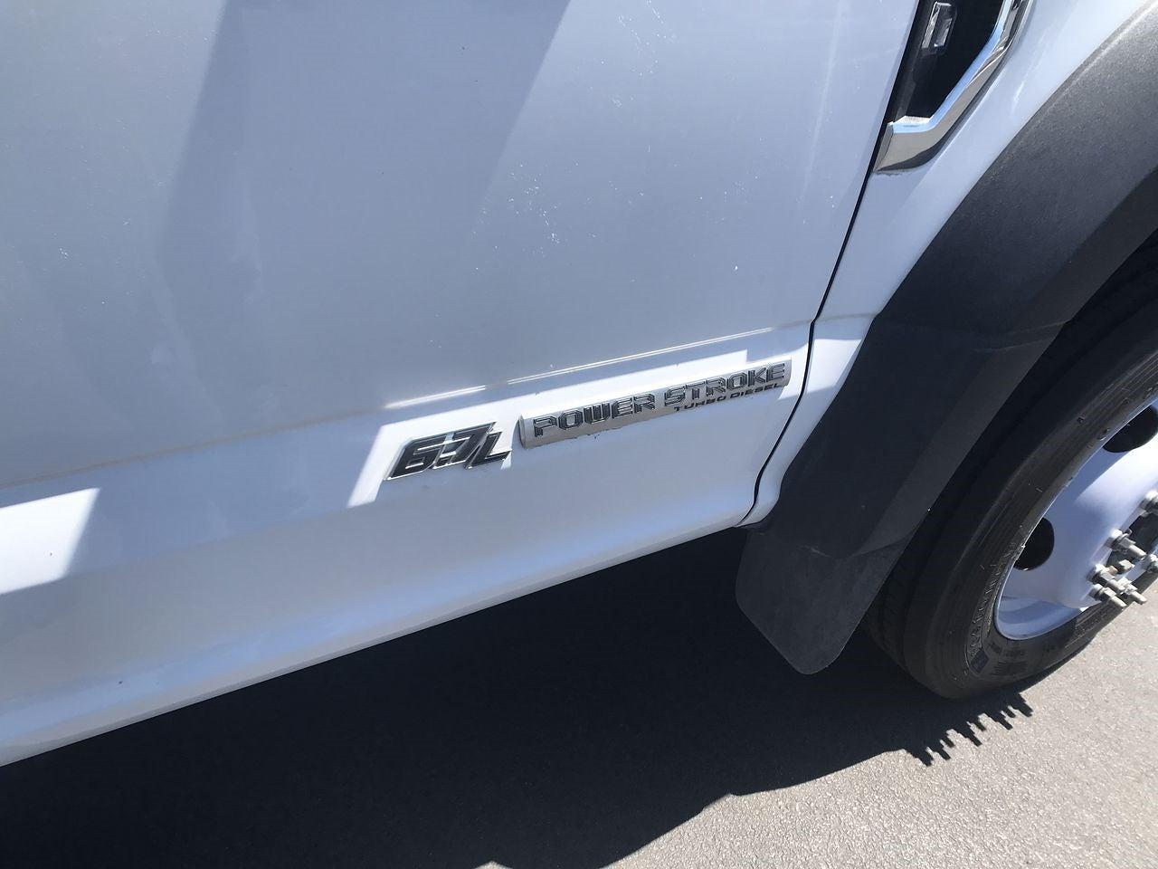 2019 Ford F-550 Crew Cab DRW 4x4, Contractor Body #111777 - photo 13