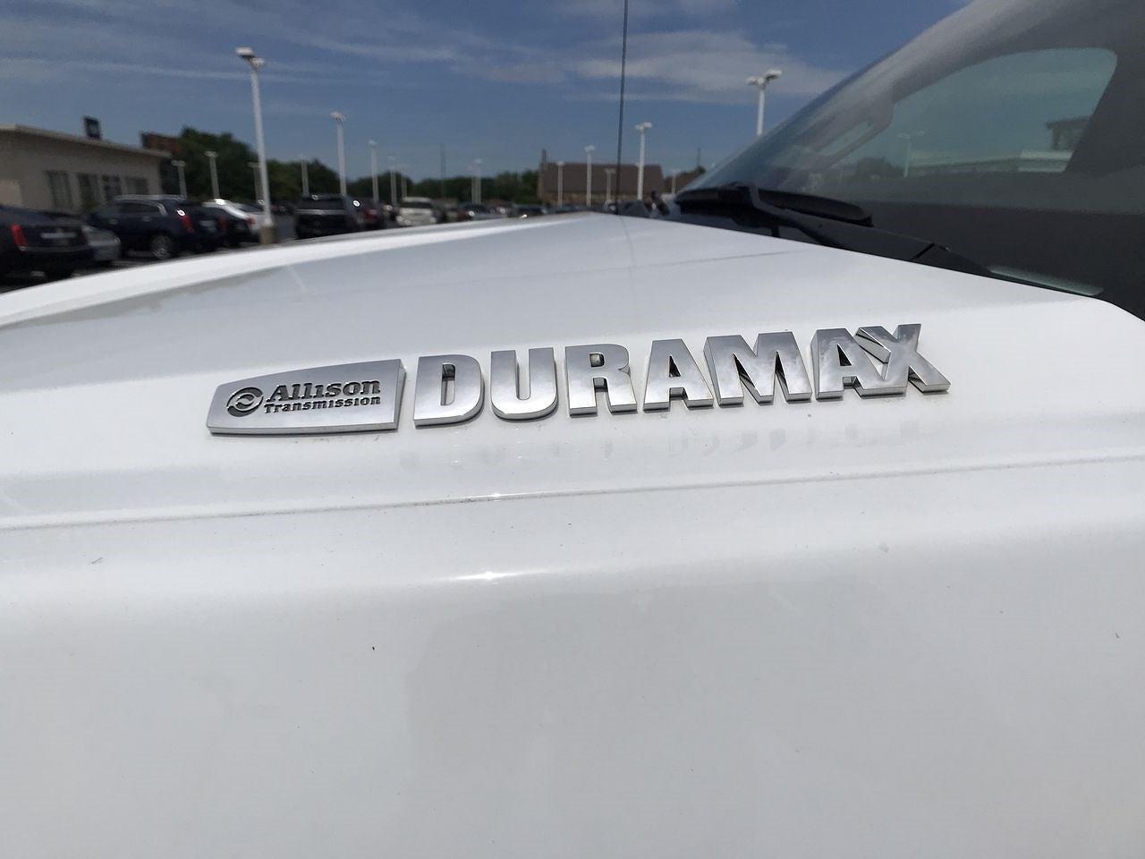 2019 Silverado 5500 Regular Cab DRW 4x2,  Monroe Truck Equipment Work-A-Hauler II Platform Body #111788 - photo 16