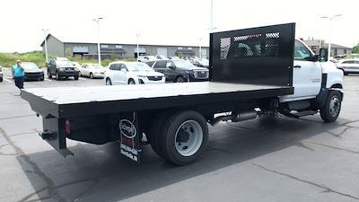 2019 Silverado 5500 Regular Cab DRW 4x2,  Monroe Truck Equipment Work-A-Hauler II Platform Body #111788 - photo 2