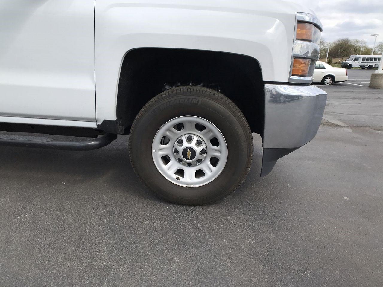 2019 Chevrolet Silverado 2500 Double Cab 4x2, Knapheide Service Body #111797 - photo 10