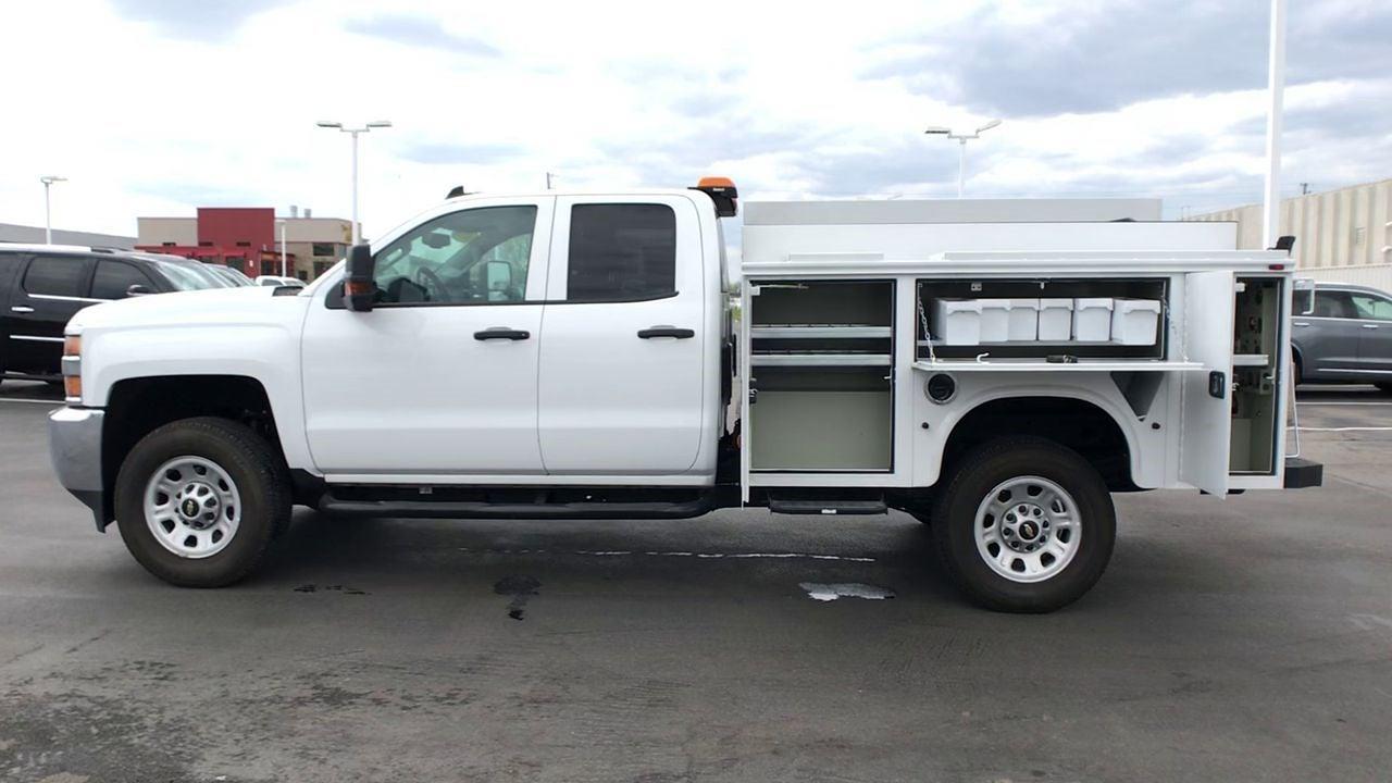 2019 Chevrolet Silverado 2500 Double Cab 4x2, Knapheide Service Body #111797 - photo 6