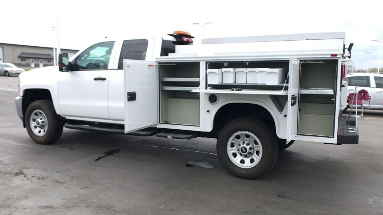 2019 Chevrolet Silverado 2500 Double Cab 4x2, Knapheide Service Body #111797 - photo 7