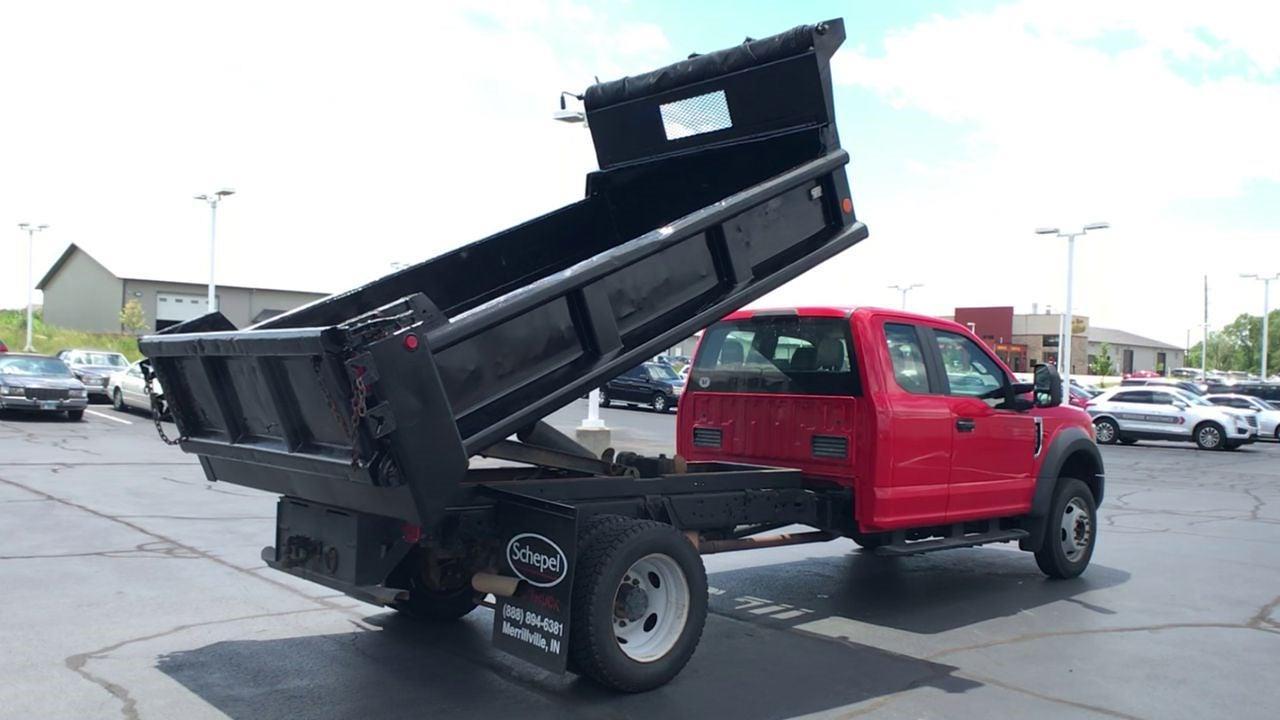 2017 F-550 Super Cab DRW 4x2,  Dump Body #111822 - photo 2