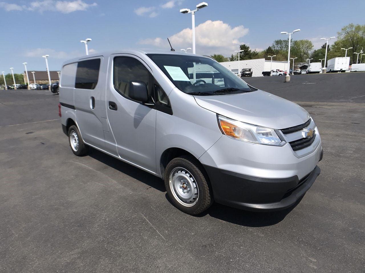 2017 Chevrolet City Express FWD, Empty Cargo Van #111833 - photo 1