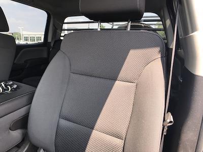 2019 Sierra 3500 Crew Cab DRW 4x4,  Contractor Body #111885 - photo 11
