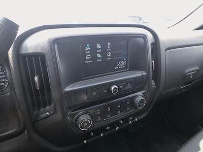 2019 Sierra 3500 Crew Cab DRW 4x4,  Contractor Body #111885 - photo 15