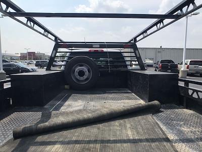 2019 Sierra 3500 Crew Cab DRW 4x4,  Contractor Body #111885 - photo 16
