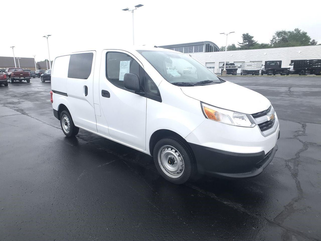 2017 Chevrolet City Express FWD, Empty Cargo Van #111886 - photo 1