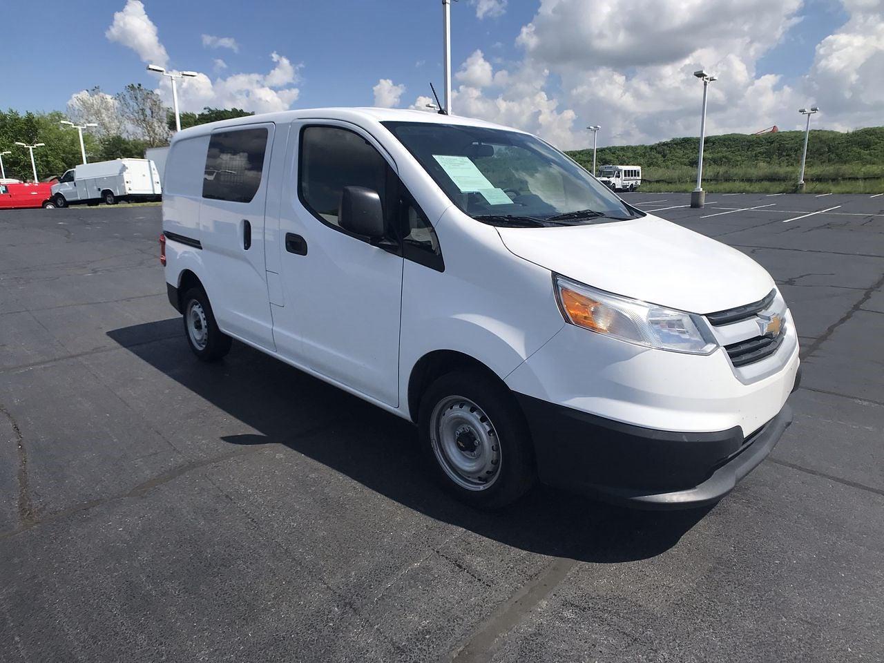 2017 Chevrolet City Express FWD, Empty Cargo Van #111894 - photo 1