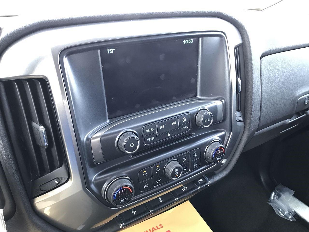 2019 Silverado 2500 Double Cab 4x2,  Service Body #111911 - photo 16