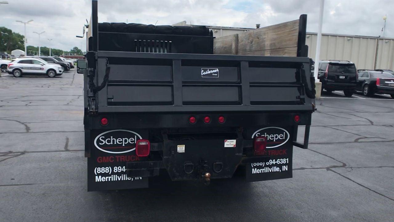 2019 Sierra 3500 Crew Cab DRW 4x4,  Dump Body #111928 - photo 9