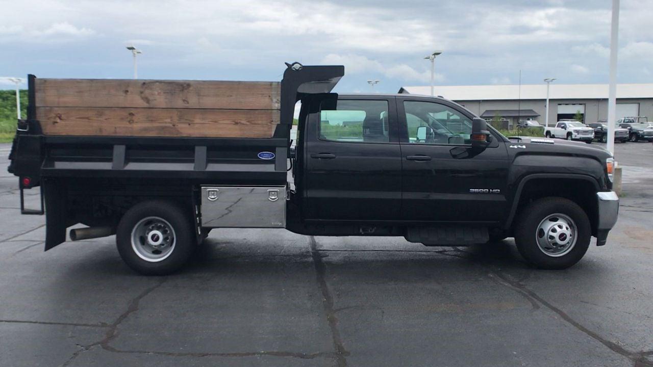 2019 Sierra 3500 Crew Cab DRW 4x4,  Dump Body #111928 - photo 7