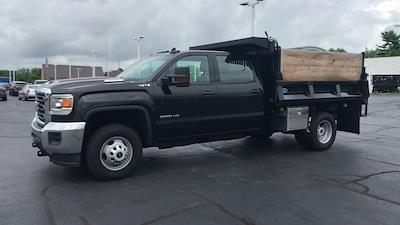 2019 Sierra 3500 Crew Cab DRW 4x4,  Dump Body #111928 - photo 4