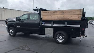 2019 Sierra 3500 Crew Cab DRW 4x4,  Dump Body #111928 - photo 5