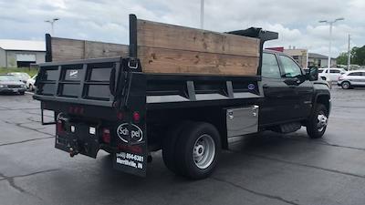 2019 Sierra 3500 Crew Cab DRW 4x4,  Dump Body #111928 - photo 2