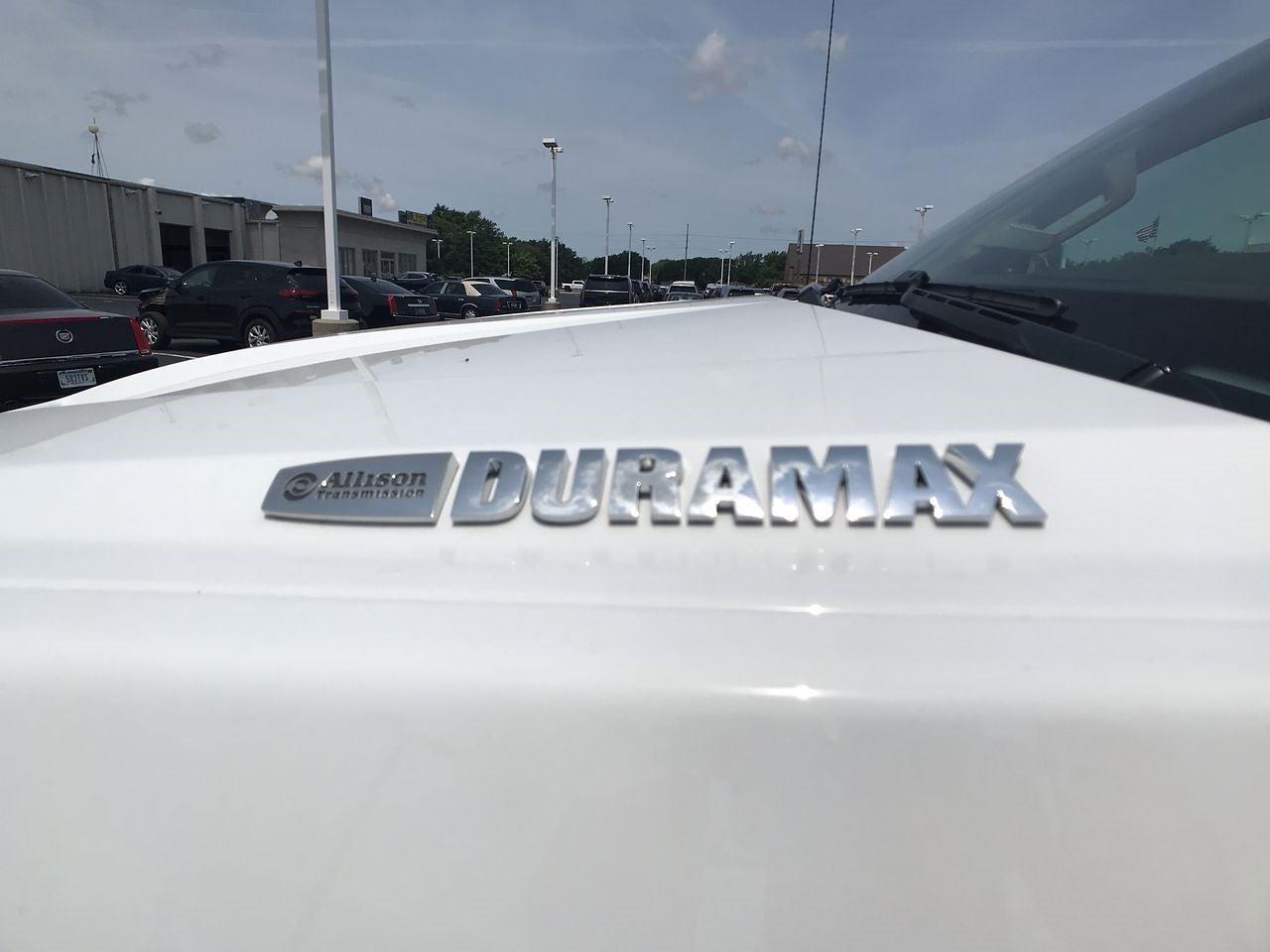 2019 Silverado 4500 Crew Cab DRW 4x2,  Platform Body #111962 - photo 17