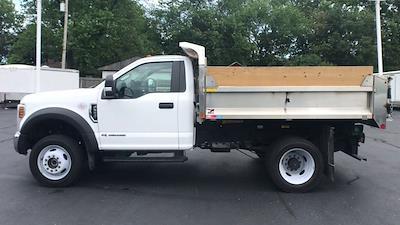 2019 F-550 Regular Cab DRW 4x4,  Monroe Truck Equipment MTE-Zee SST Series Dump Body #111963A - photo 6